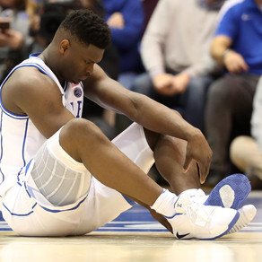 Zion Williamson's record-breaking shoe deal