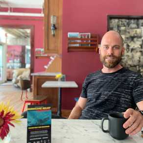 Local coffee shop owners provide relief for the Bahamas