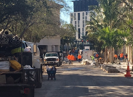 Shoppers' patience runs thin as CityPlace construction continues