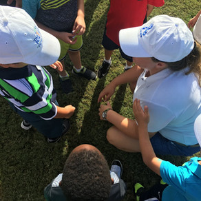 PBA student Emily Valentine gives back to golf community