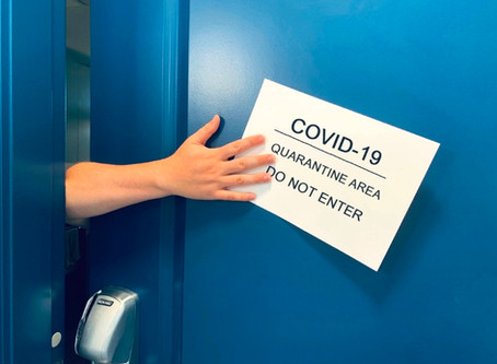 A peek behind closed doors Part 2: How PBA's COVID-19 policies impact quarantined students