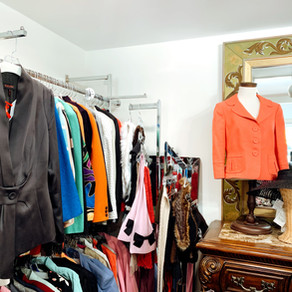 The elusive art of thrift shopping