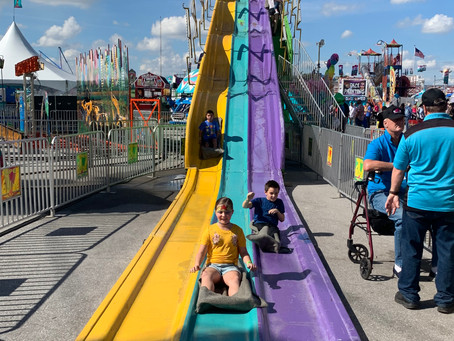 Not all superheros wear capes: South Florida Fair features superhero theme