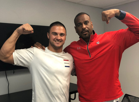 Jayson Williams: Turning setbacks into comebacks