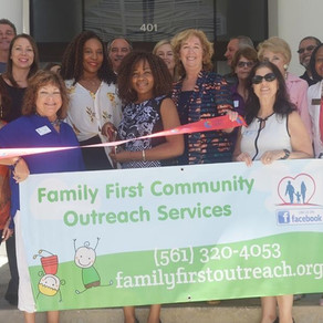 Family First Community Outreach helps mothers and babies in Palm Beach County