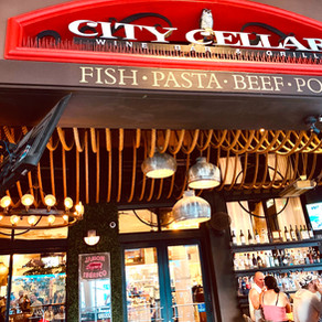 City Cellar Wine Bar & Grill:  A last resort or catalyst for change?