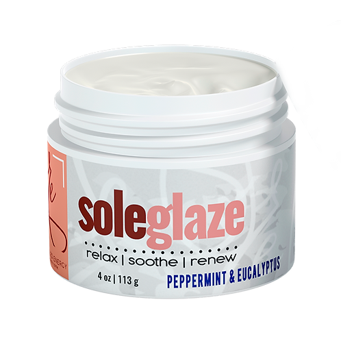 SOLE GLAZE | Peppermint & Eucalyptus