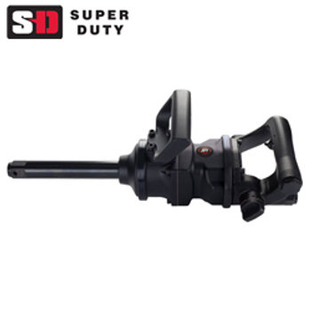 """1"""" Ultra-Lightweight Impact Wrench with 6"""" Ex. Anv"""
