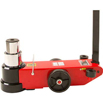 80 / 50 Ton 2 Stage Air / Hydraulic Axle Jack
