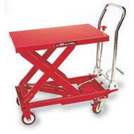 1100 LB Hydraulic Table Cart