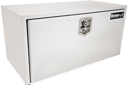 "White, Stainless Steel T-Handle Latch 18"" x 18"" x 36"""