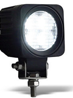 Squar Clear LED Flood Light, 12-24V