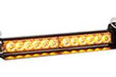 Rec. Amber Led Dashboard Lightbar 12-24 Volt
