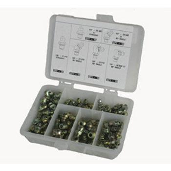 Grease Fitting Kit 80PC SAE