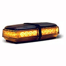 Rec. Amber Led Mini Lightbar 12 Volt