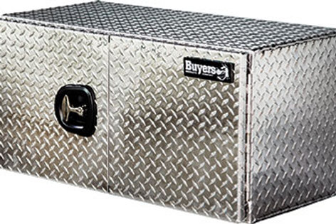 "Aluminum Barn Door Toolbox, 18"" x 18"" x 48"""