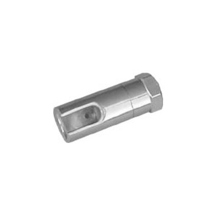 Right-Angle Grease Coupler