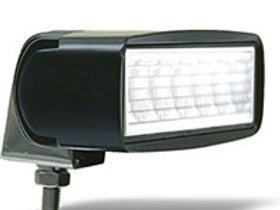 Squar Clear LED Flood Light, 12-24V