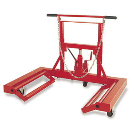 Heavy-Duty Wheel Dolly 1500 LB