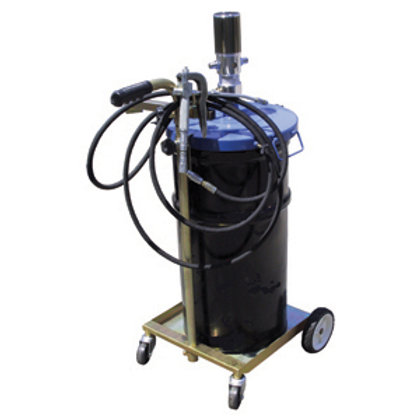 50:1 Air Operated Portable Grease Unit