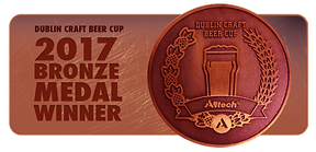 Bridewell Blond is a 2017 Bronze Medal Winner in the Dublin Cup