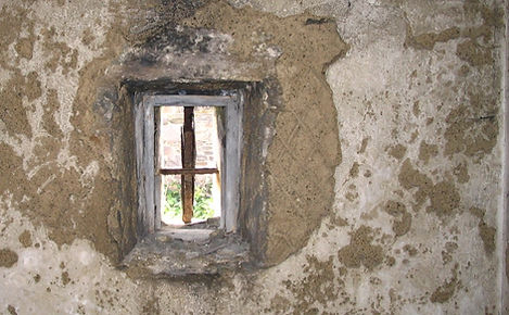 Gaol window