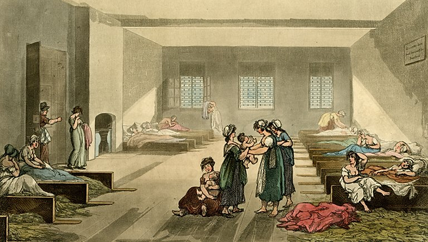 Bridewell London 1808 Pass Room.PNG