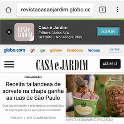 Revista Casa e Jardim Globo.com