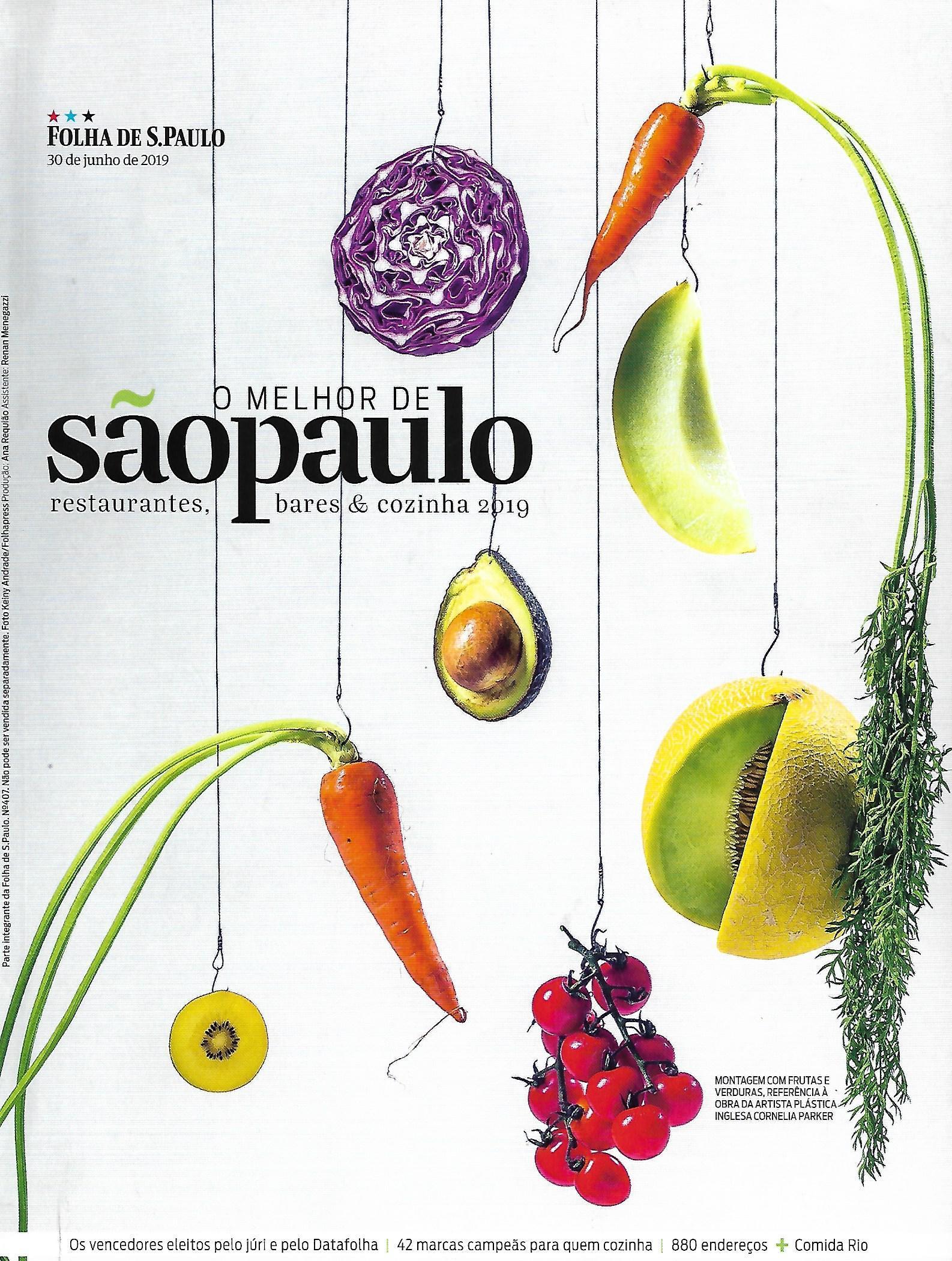 O Melhor de São Paulo - Folha