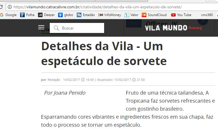 Vila Mundo
