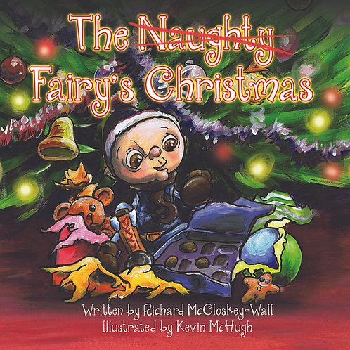 The Naughty Fairy's Christmas - Hardback