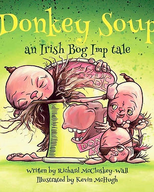 Donkey Soup book cover