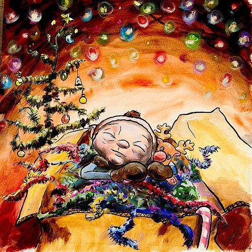 The Naughty Fairy's Christmas - Hardback