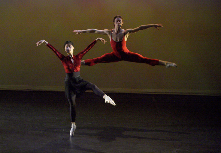 BRB Choreographic Workshop