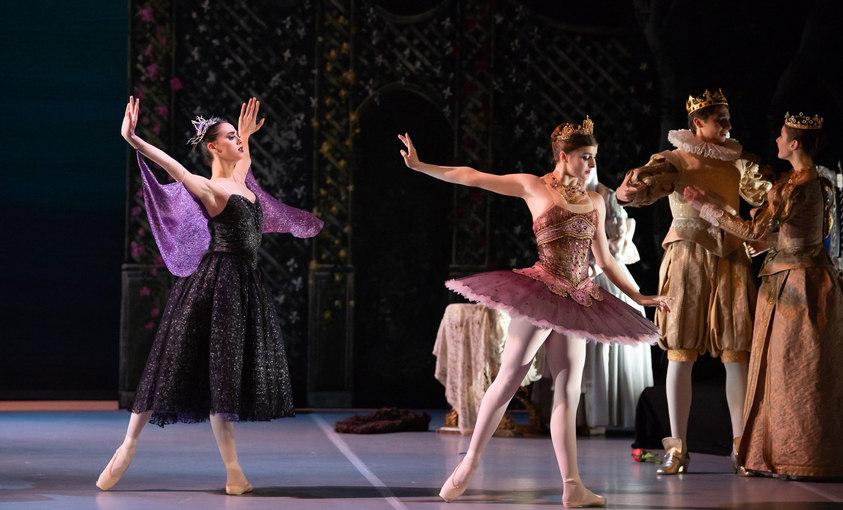 MFB Sleeping Beauty 2019 Carabosse-and-Lilac