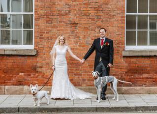 Rachel, Chris & Their Hound Inspired Wedding