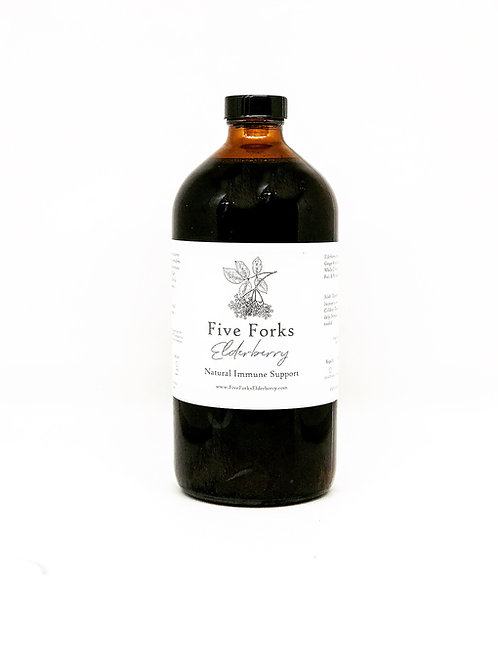 32oz Elderberry Immune Support