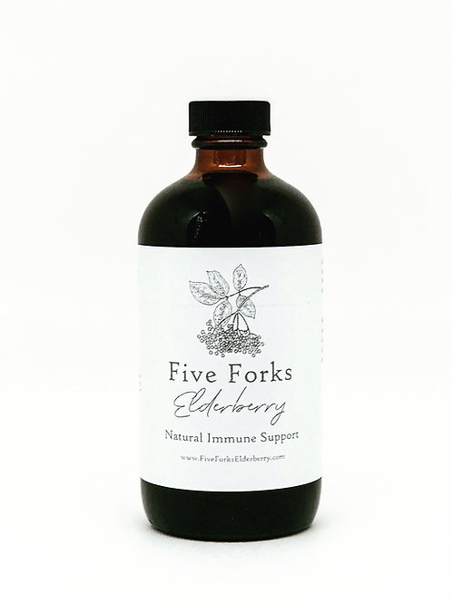 8 oz Elderberry Immune Support