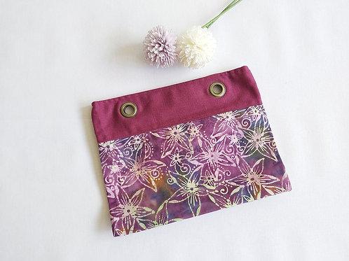 Zentique Handcarry Tote Bag -Lavender Starfruit