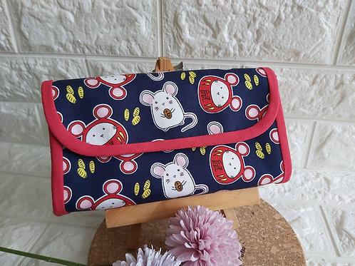 Handmade Fabric Angbao Organizer : Hello Mouse! Showcase