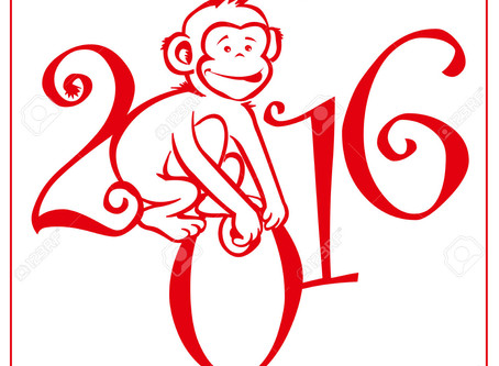 Happy Chinese New Year 2016!