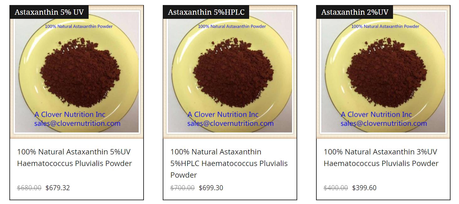 Buy Astaxanthin