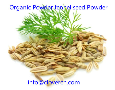 Organic Powder fennel seed Powder A Clover Nutrition Inc.jpg
