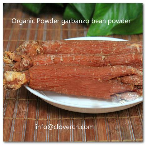 Organic Powder Korean Ginseng powder A Clover Nutrition Inc.jpg