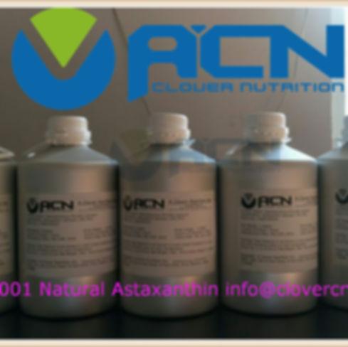 Astaxanthin Oil 10% HPLC info@clovercn.com