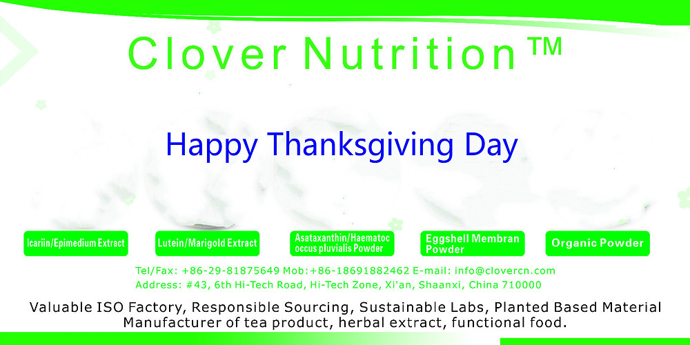 A Clover Nutrition Inc