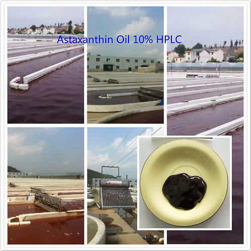Clover Astaxanthin Oil 10% HPLC/Haematococcus pluvialis