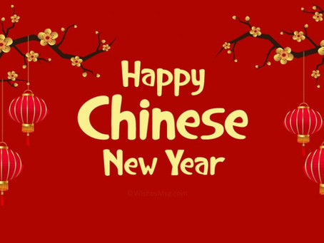 Happy Chinese New Year 2021-Year of the Ox