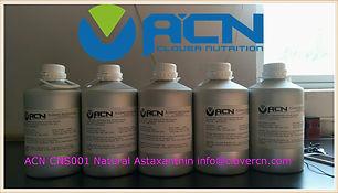 ACN CNS001 astaxanthin oil 10% info_clov