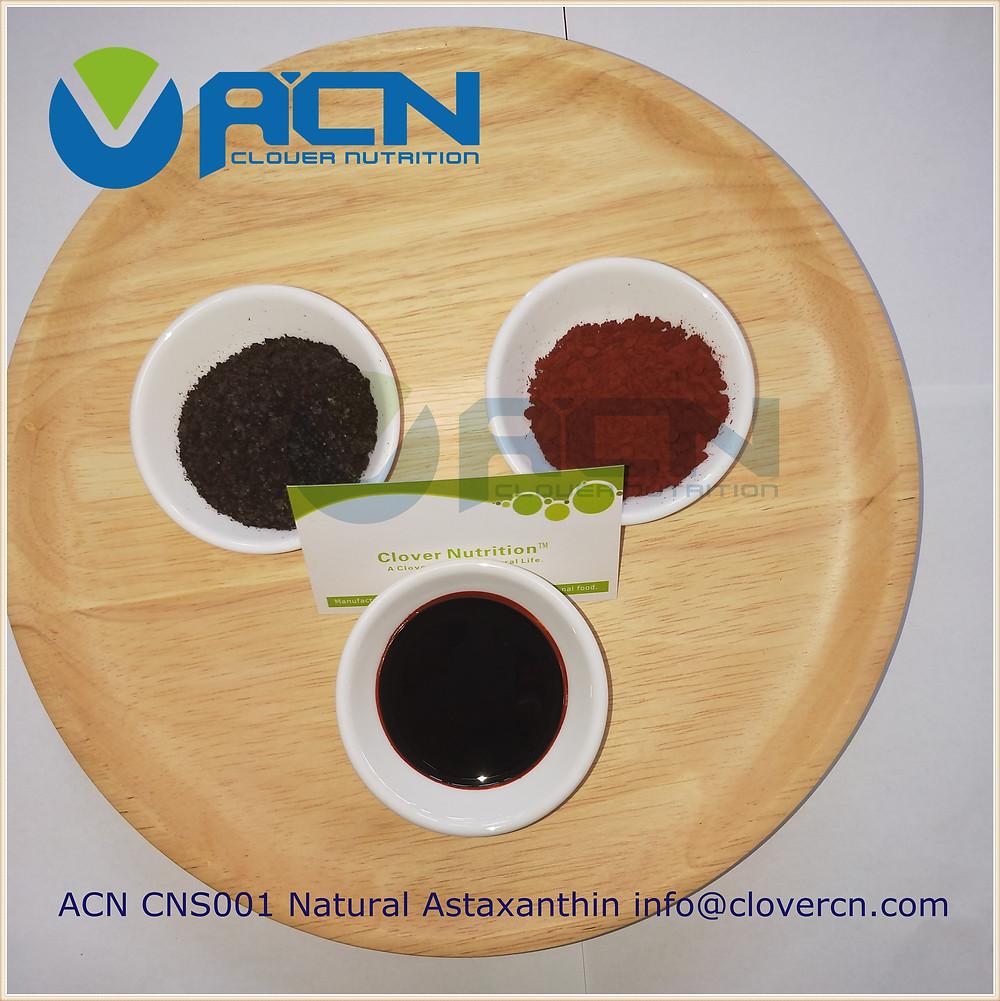 haematococcus pluvialis astaxanthin info@clovercn.com
